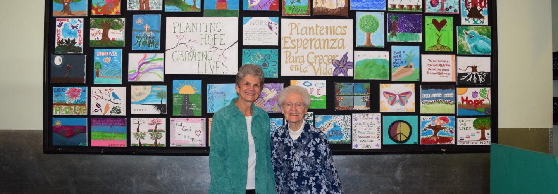 Sisters at St. Joseph Center