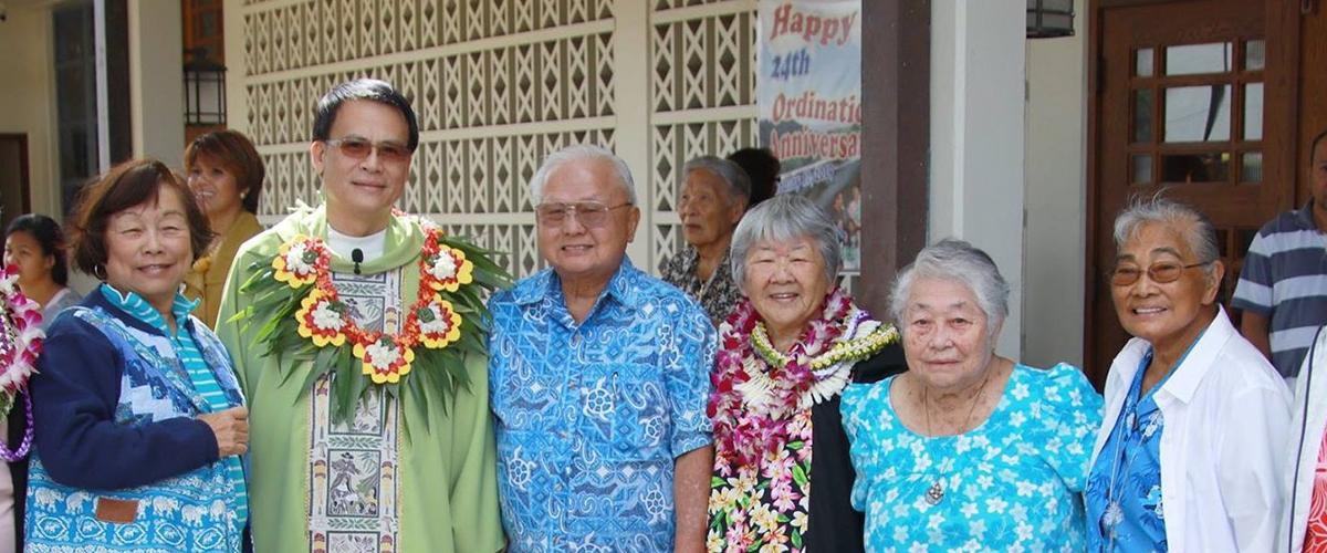 Sisters in Hawaii