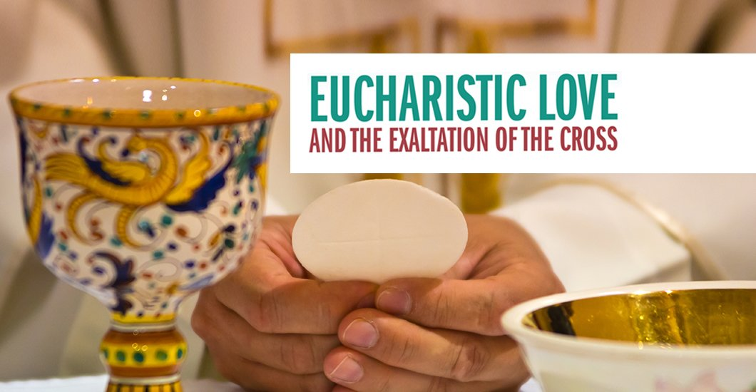 EUCHARIST is LOVING GOD AND NEIGHBOR WITHOUT DISTINCTION